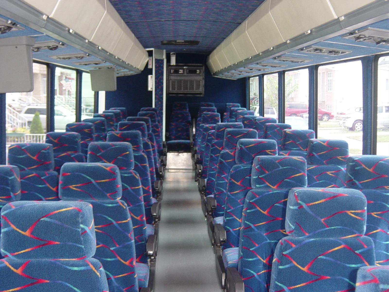 charter bus images